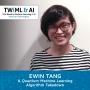 Artwork for *Bonus Episode* A Quantum Machine Learning Algorithm Takedown with Ewin Tang - TWiML Talk #246
