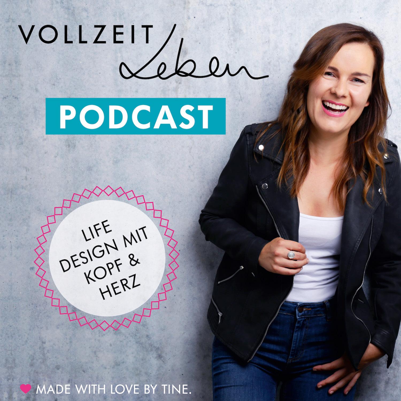 Vollzeitleben Podcast show art