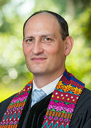 'Thanksgiving for Everyone: A Native American Vision' - (Rev. Marlin Lavanhar)