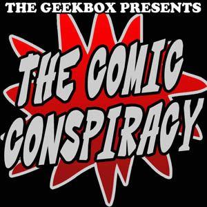 Artwork for The Comic Conspiracy: Episode 186