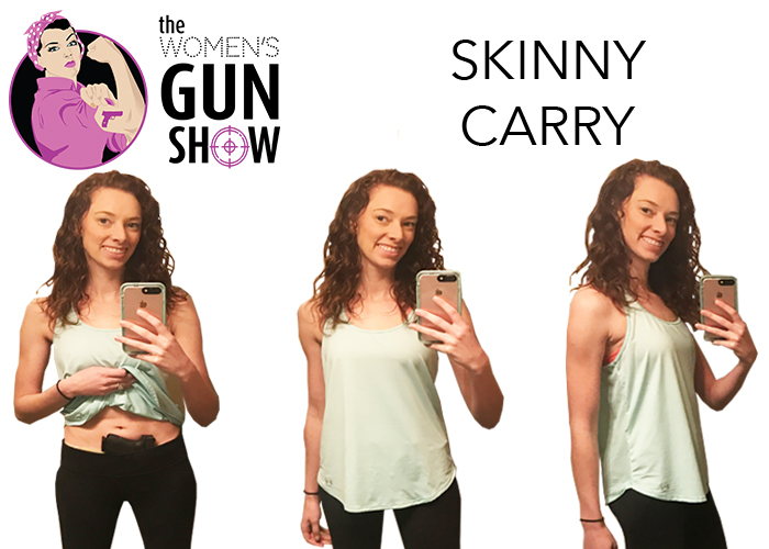 concealed carry for thin women