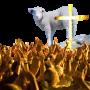 Artwork for Heaven begins here - Easter 4 c 2019