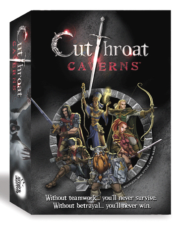 Episode 29: Cutthroat Caverns Detailed Review and Interview, Adepticon 2009