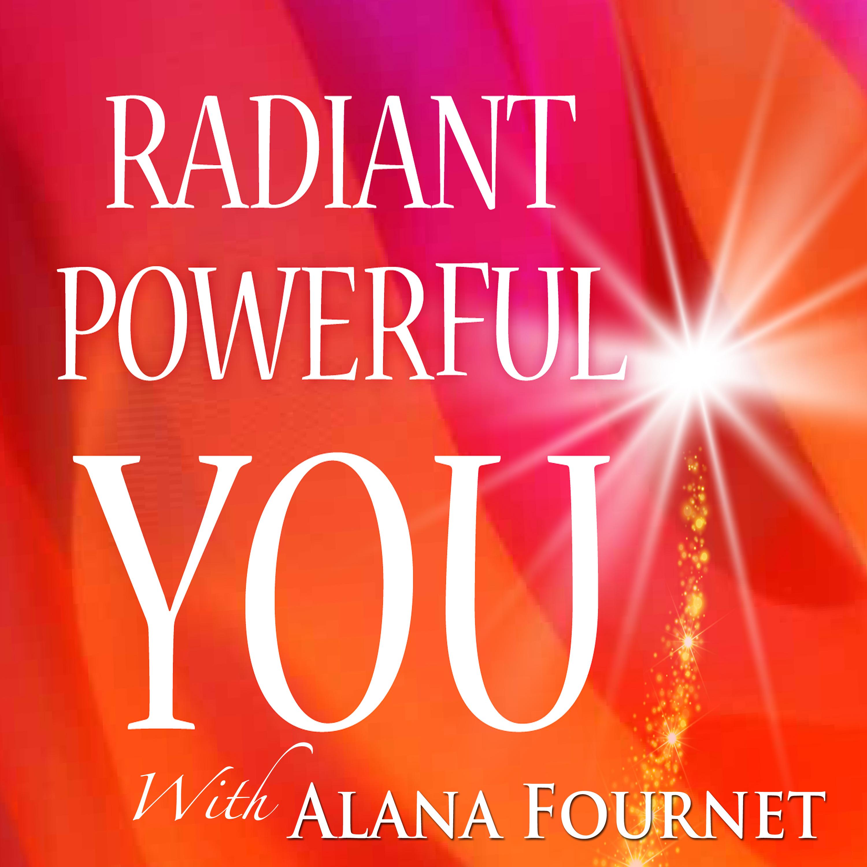 Radiant Powerful You show art