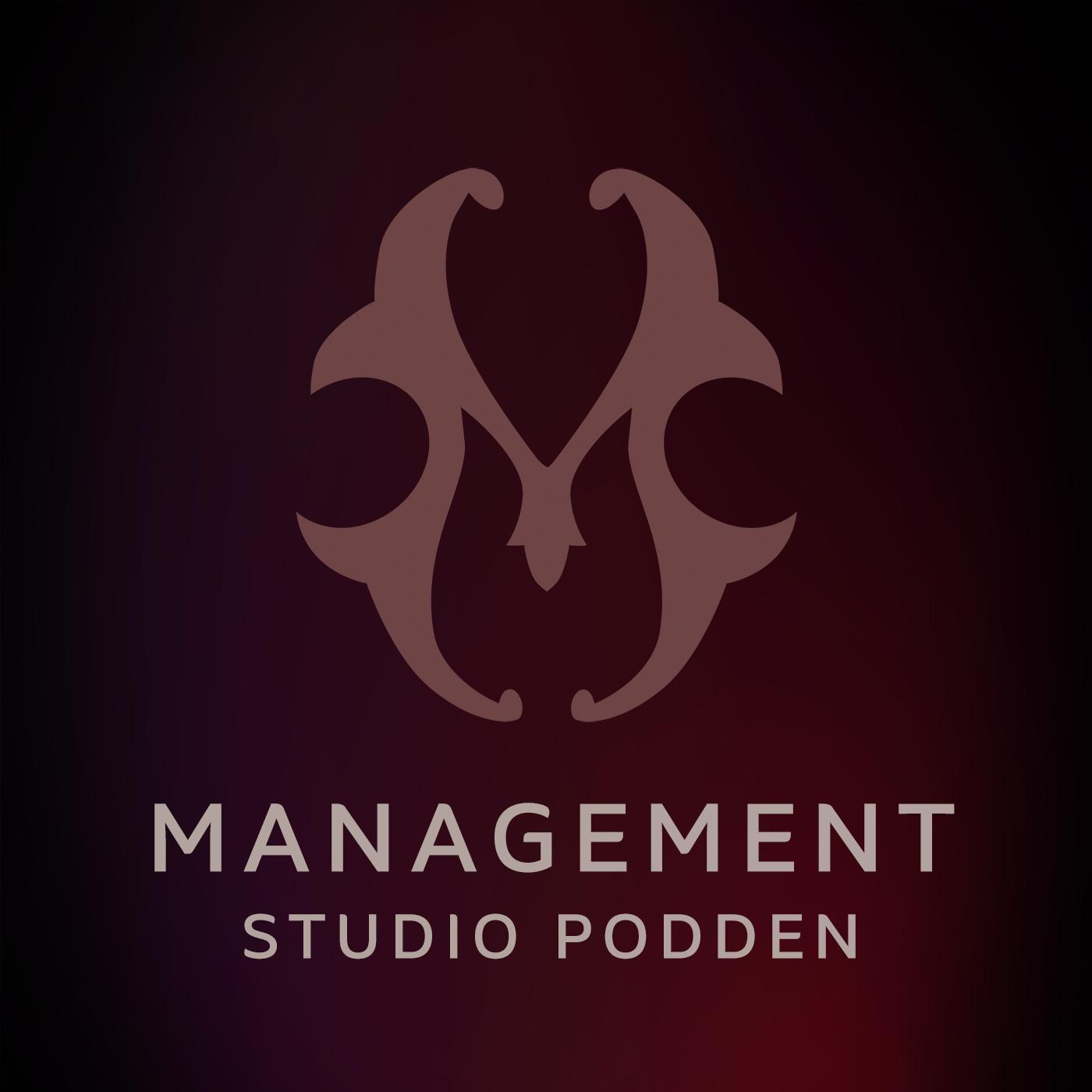 Management podden show art