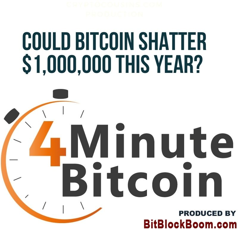 Could Bitcoin Shatter $1,000,000 This Year?