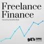 Artwork for Ep #23 - Brandon S. Hire - Freelance Finance - Noise Floor A/V