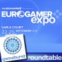 Artwork for GameBurst Roundtable - Eurogamer 2011