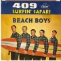 Artwork for The Beach Boys - 409 - Time Warp Radio Song of The Day 11/15/16