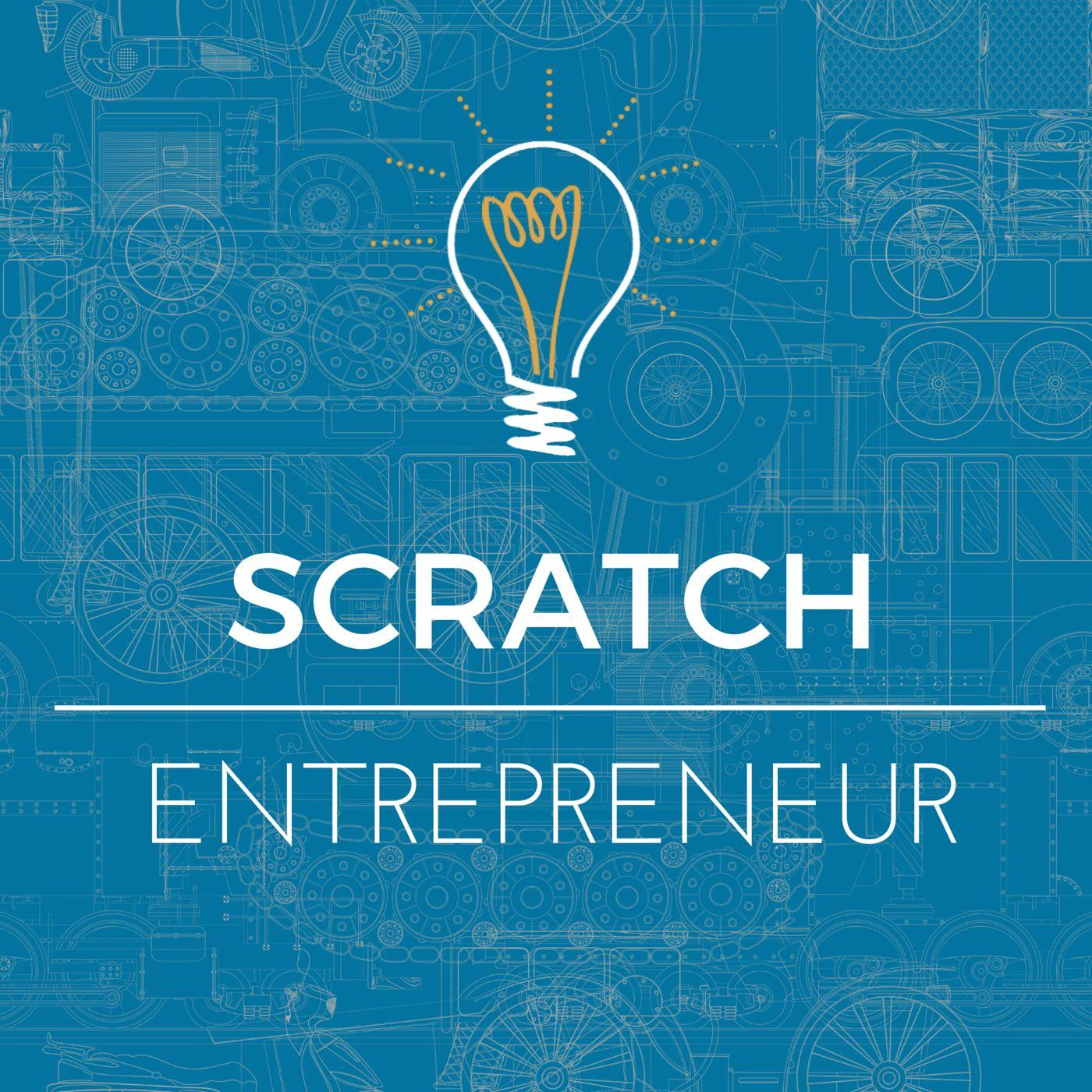 Scratch Entrepreneur show art