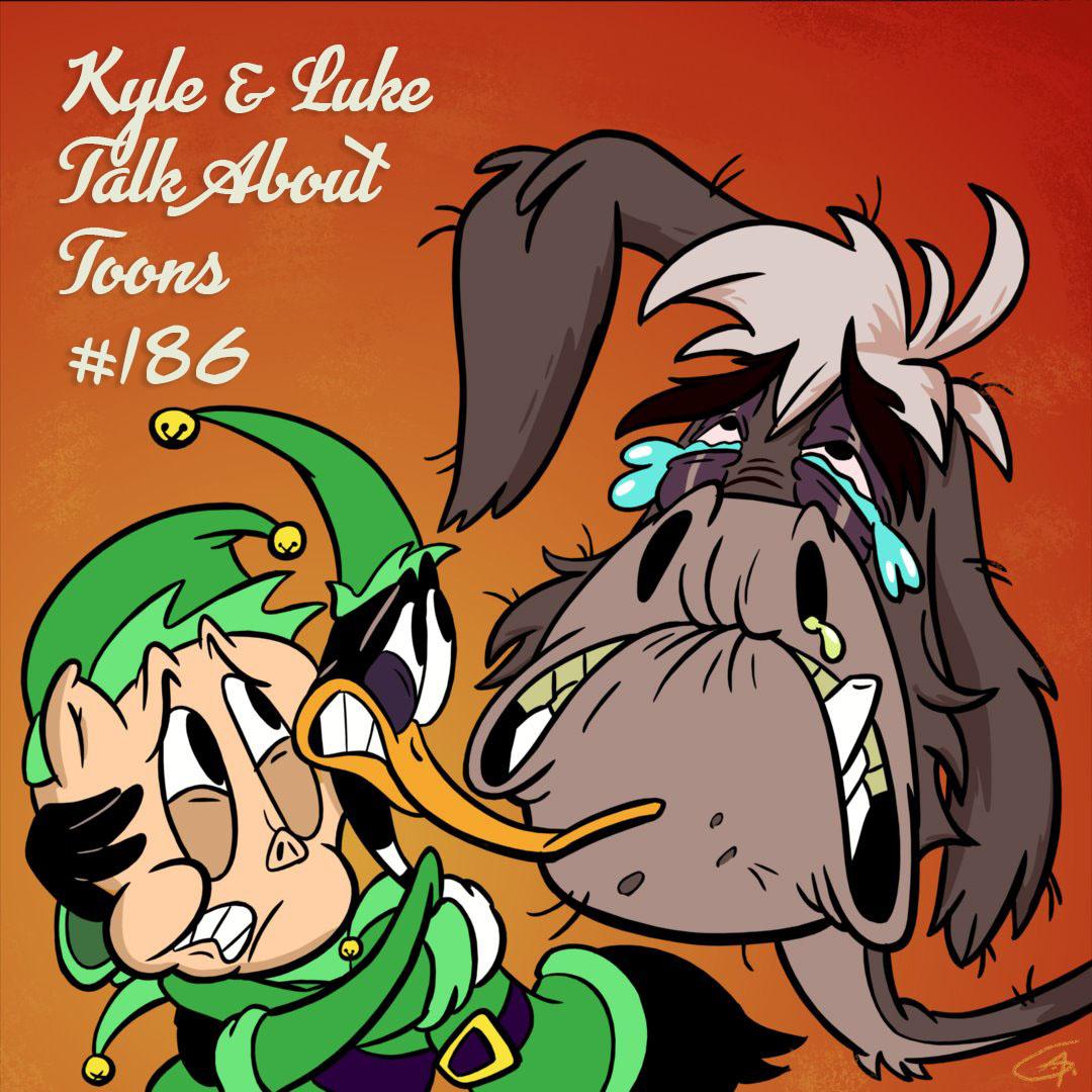 Kyle and Luke Talk About Toons #186: Rotoscoped Joseph
