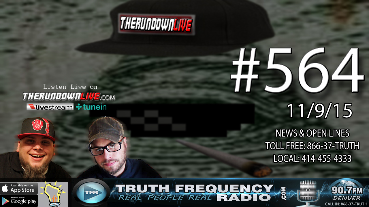 The Rundown Live #564 (Artificial Intelligence,Safe Zones,Control)