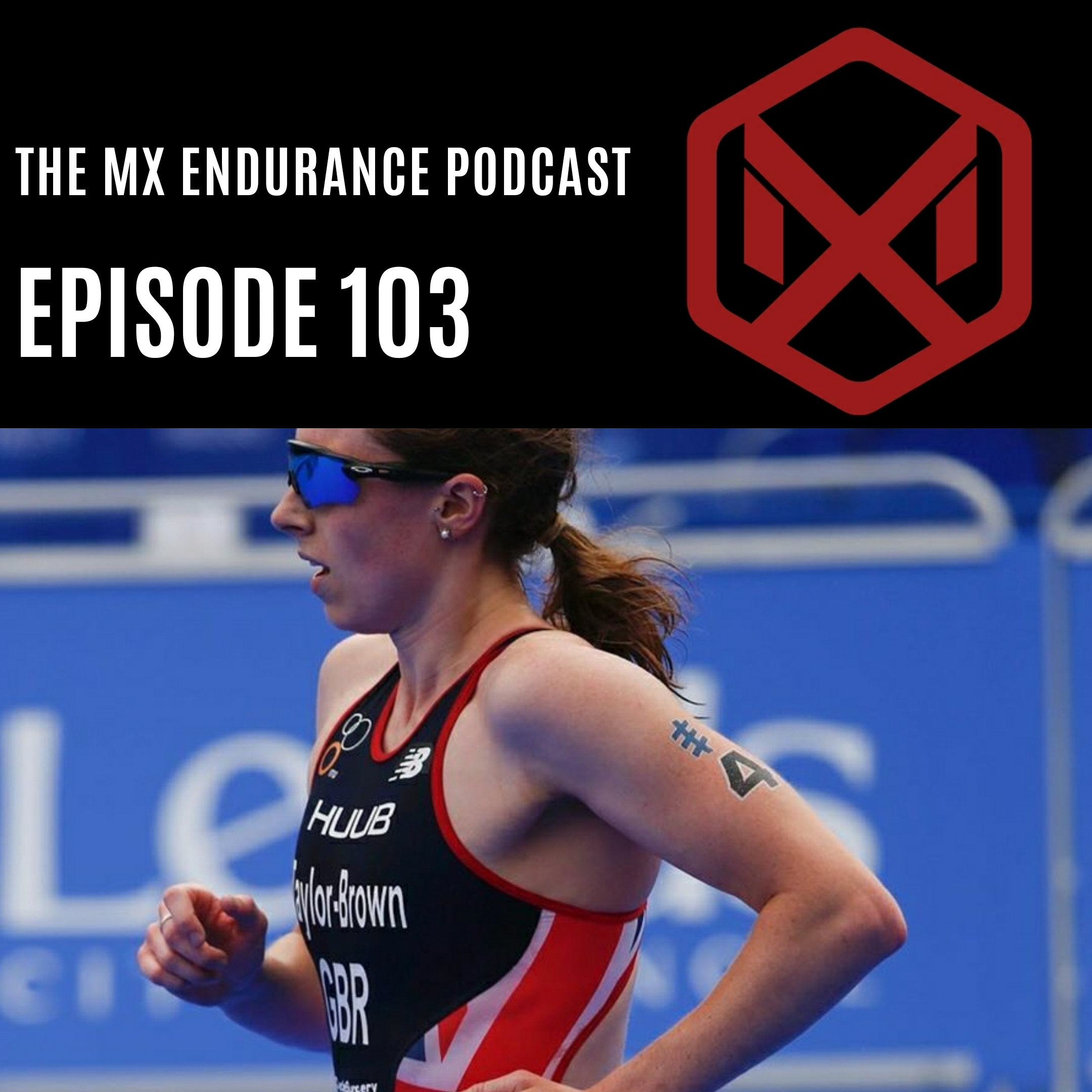 #103 - IronMan Being Sued & Team GB Athlete, Georgia Taylor-Brown