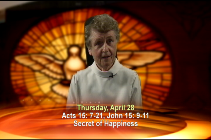 Artwork for Thursday, April 28th Today's Topic: Secret of Happiness