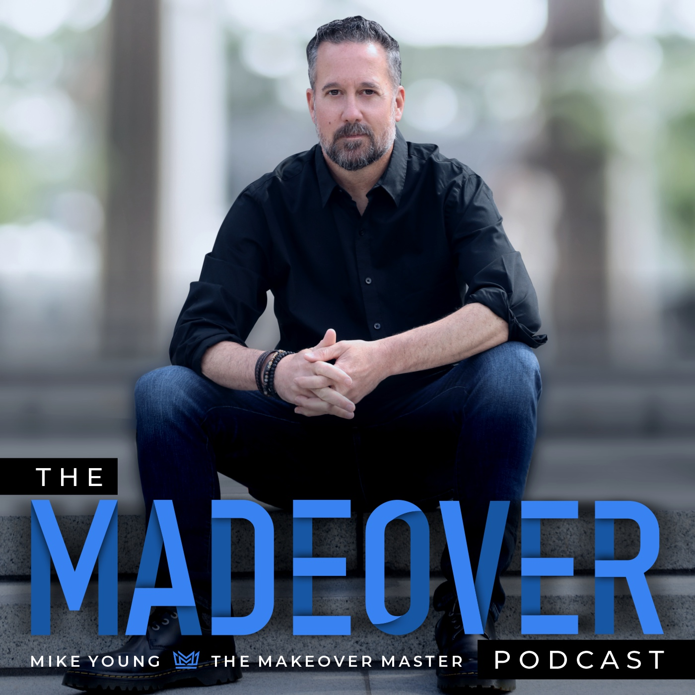 The Made Over Podcast show art
