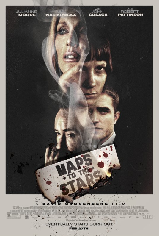 Ep. 117 - Maps To The Stars (Sunset Boulevard vs. The Player)