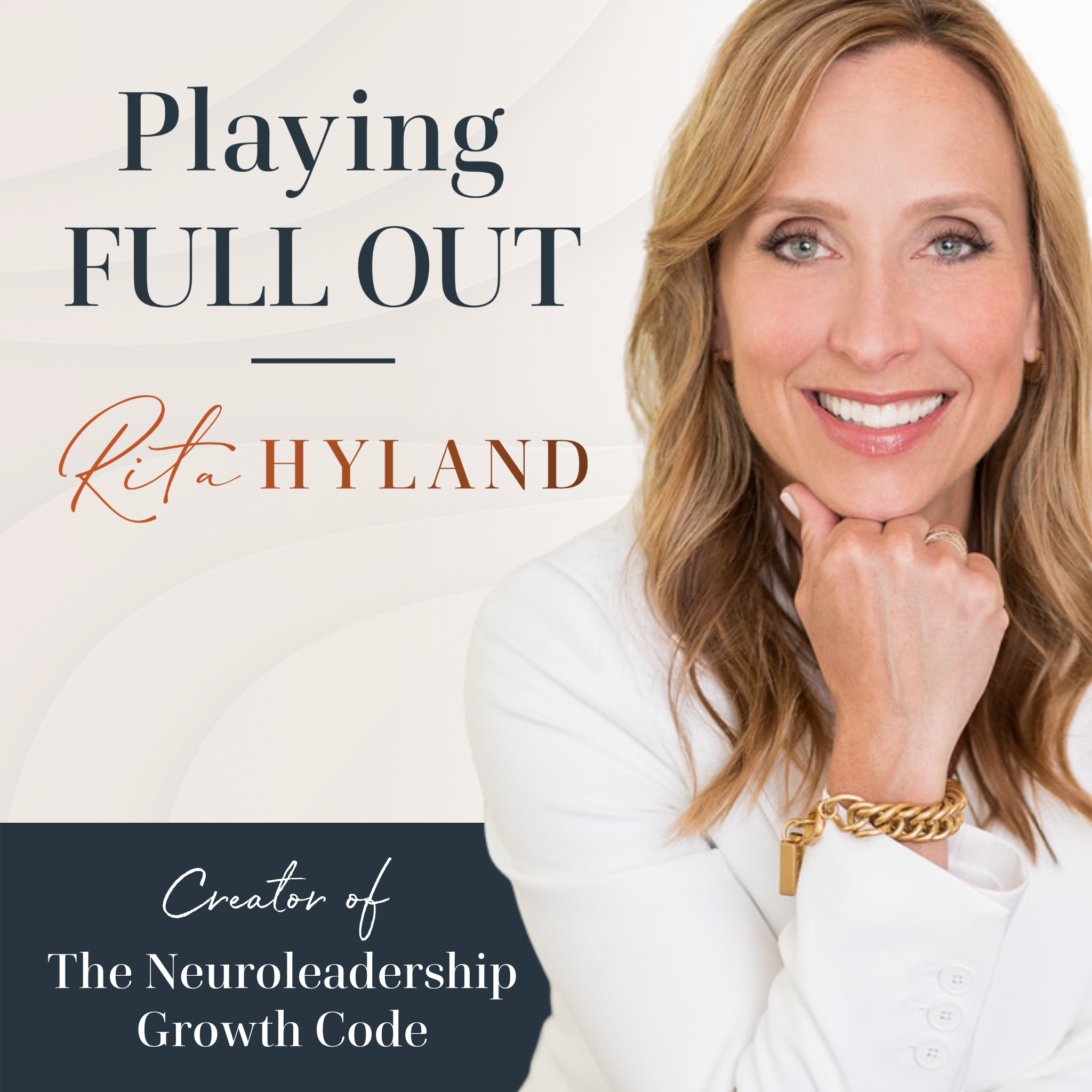 Playing Full Out™ with Rita Hyland show art
