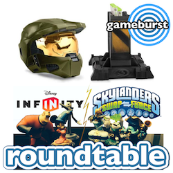 GameBurst Roundtable - Game Merchandise and Figures