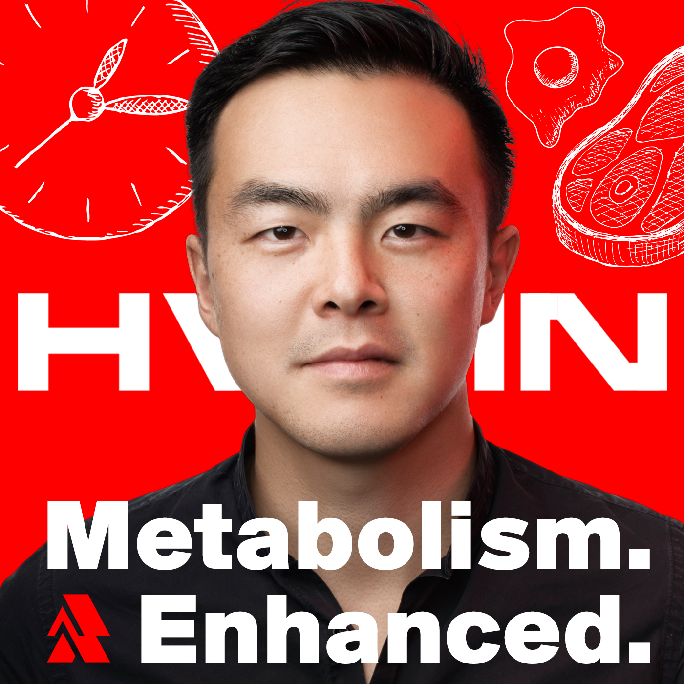 Health Via Modern Nutrition: Understanding Keto, Supercharging Performance, & Extending Healthspan show art