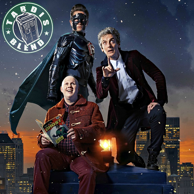 TARDISblend 99: The Return of Doctor Mysterio