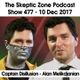 Artwork for The Skeptic Zone #477 - 10.Dec.2017