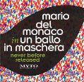 Mario del Monaco in Ballo