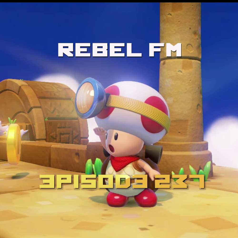Rebel FM Episode 237 - 11/21/2014