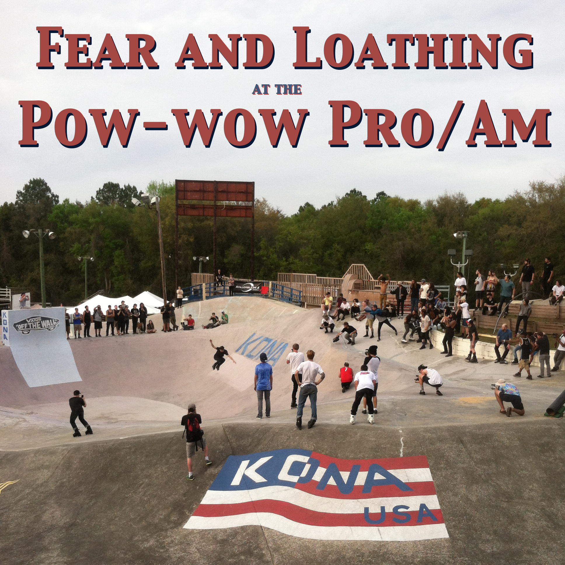 RTP: Fear and Loathing at the Pow-wow Pro/Am