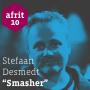 "Artwork for S2E11 - Belgian Abroad Stefaan ""Smasher"" Desmedt"
