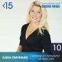 Artwork for #10 Att leda och kommunicera i en digital värld - Karin Zingmark