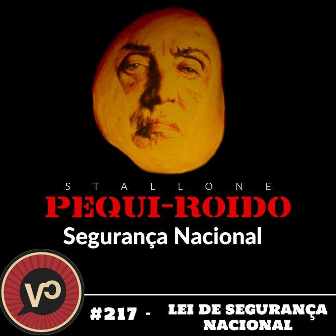 """#217 """"Segurança Nacional"""" - com Flávio Martins"""