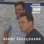 Artwork for #039: NEW WORK in Siemens-Fabrik: Interview mit Ronny Grossjohann