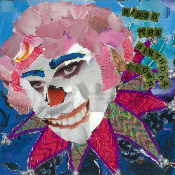 "Bingo the Birthday Clown #25, ""Up and at 'em!"""