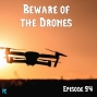 Artwork for FC 094: Beware of the Drones