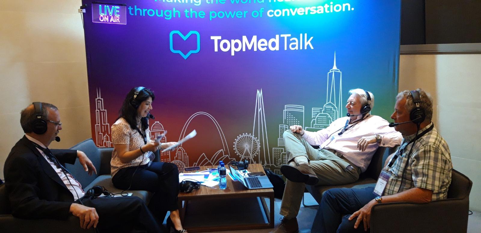 TopMedTalks to... | Lee Fleisher and Ross Kerridge show art