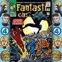 Artwork for Episode 58: Fantastic Four #52 -  Introducing The Sensational Black Panther