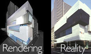 Rendering Reality: Hadid, Libeskind, Koolhaas and Winking Jesus