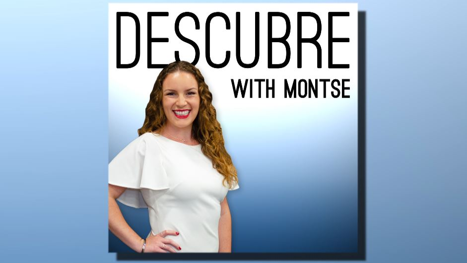 Artwork for Descubre with Montse: Hispanic Heritage Month