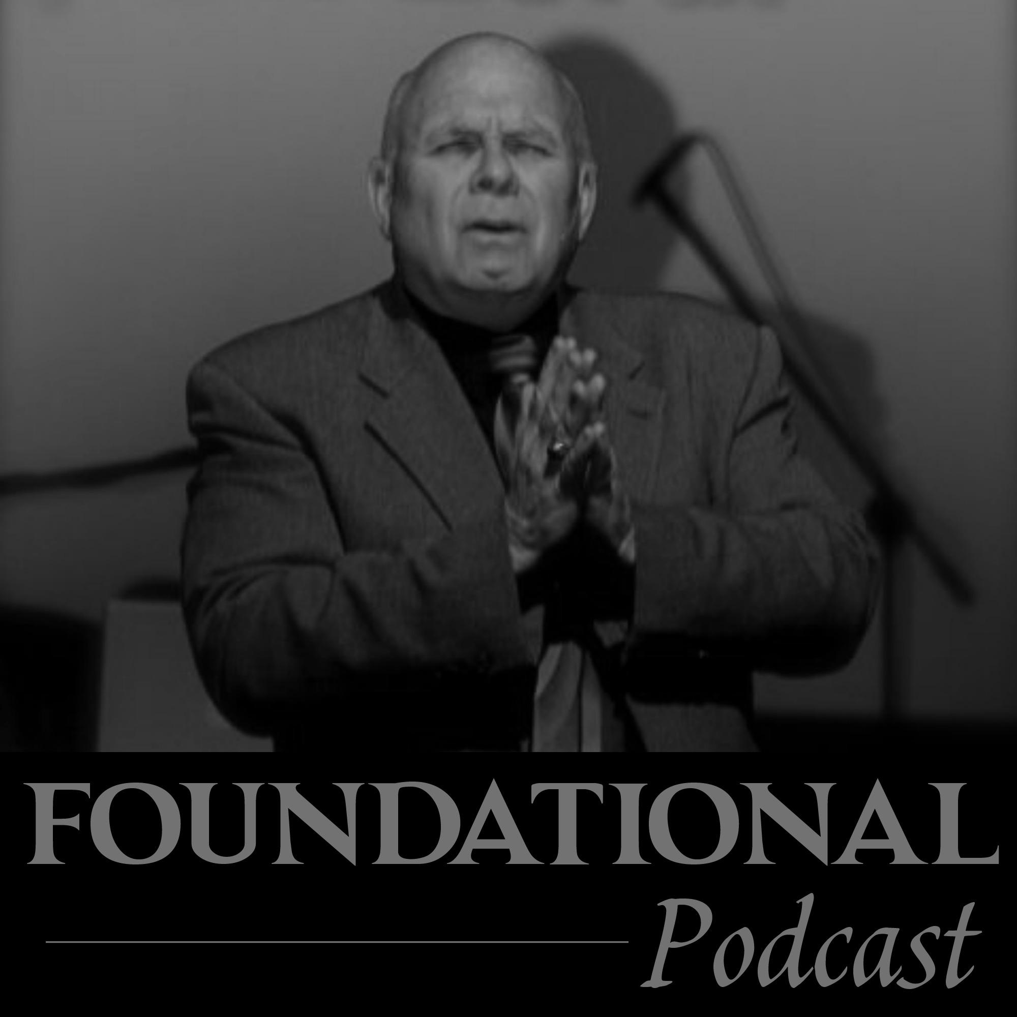Foundational Podcast show art