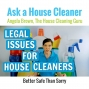 Artwork for Legal Issues for House Cleaners