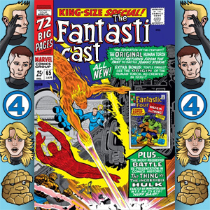 Episode 65: Fantastic Four Annual #4 - The Torch That Was
