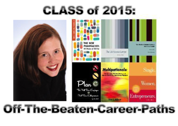 CLASS of 2015: Off-The-Beaten-Career-Paths Pharmacy Podcast Episode 220