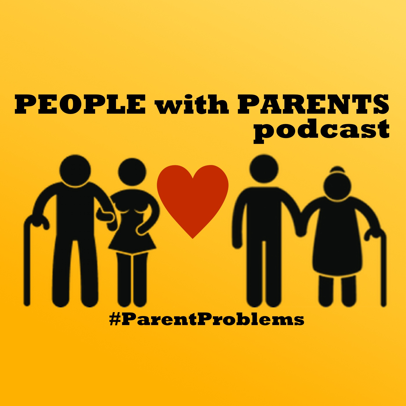 Artwork for Welcome to People with Parents Podcast Episode Zero
