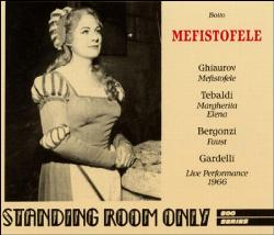 Mefistofele, 1967 From Carnegie Hall