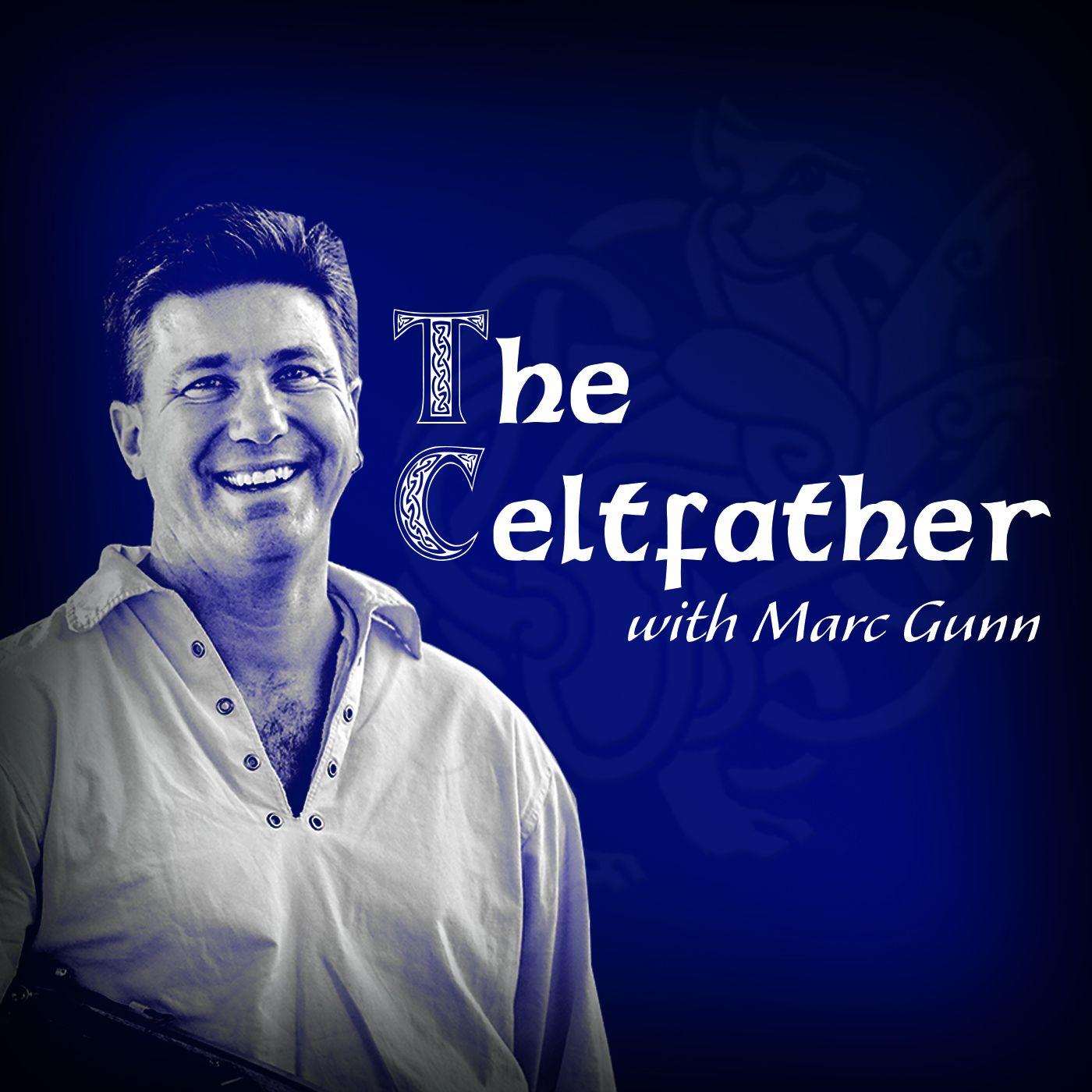 Celtfather Music & Travel show art
