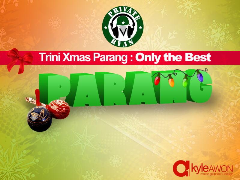 Private Ryan Presents Trini Christmas Parang (Only The Best)