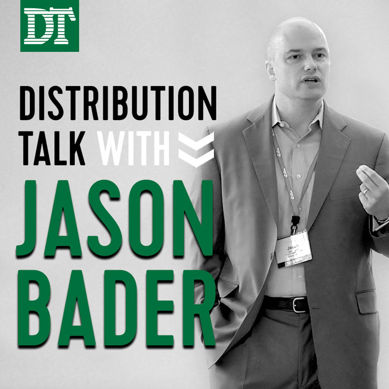 Distribution Talk show art