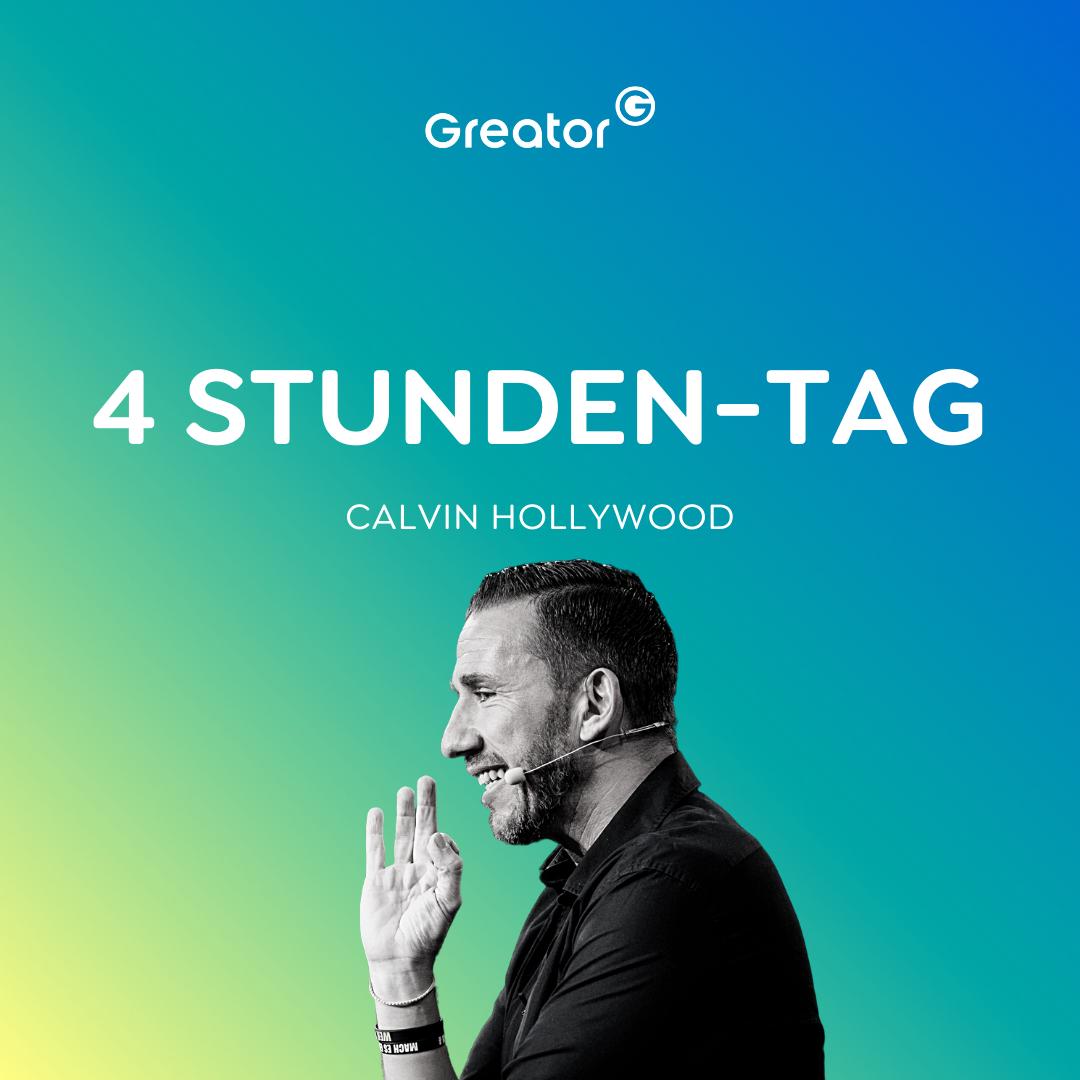 20 Stunden Woche: Diese Zeitmanagement-Tricks verändern dein Leben // Calvin Hollywood