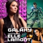 Artwork for Elle LaMont star of the hit movie ALITA chats with Galaxy