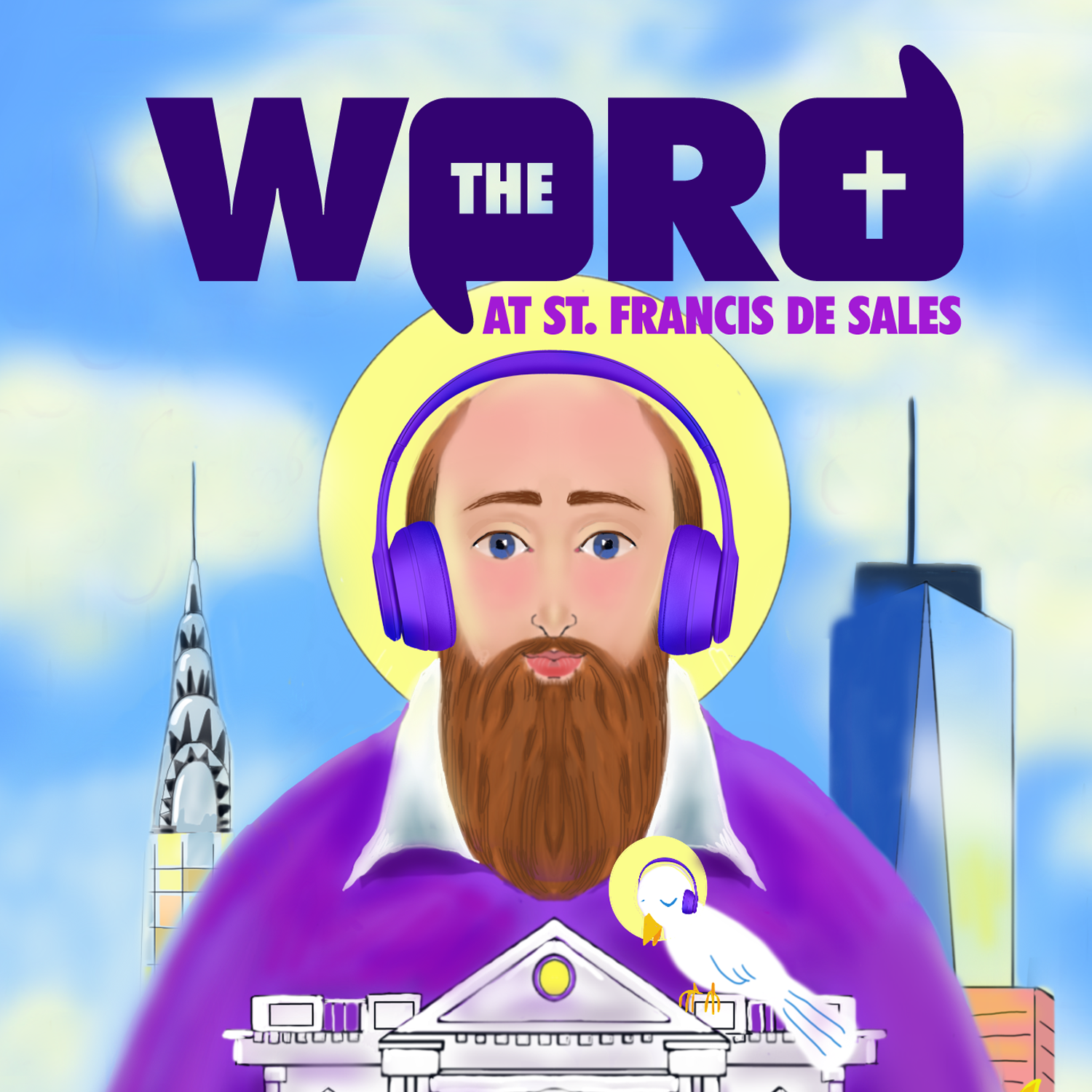 Artwork for What's The Word at St. Francis de Sales?